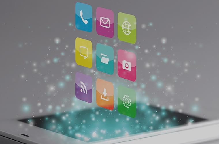 集客用のアプリ、「集客App」